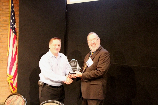 Winner of 2012 SPE ACCE Composites Parts Competition